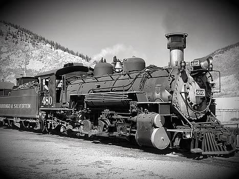 Steam Engine 480 by Richard Gehlbach