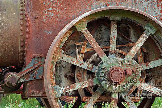 Steam Engine by David Bleeker