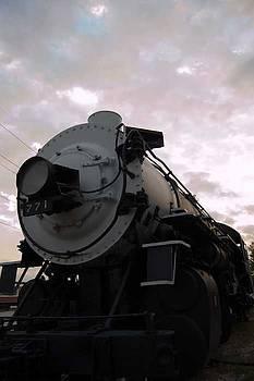 Steam Engine by Scarlett Chambers