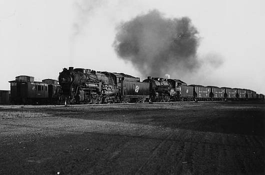 Chicago and North Western Historical Society - Steam Engines Pull Freight