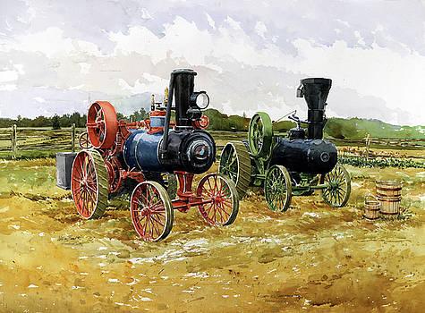 Steam Era by William Band