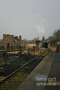 Steam Locomotive by Doc Braham