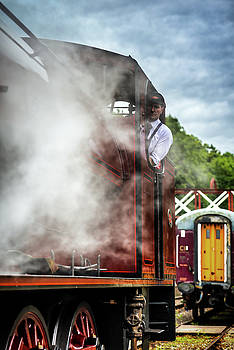 Steam by Nick Bywater