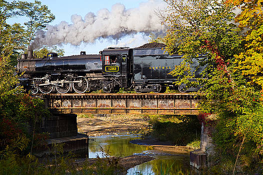 Steam Power in the Valley by Tim Fitzwater