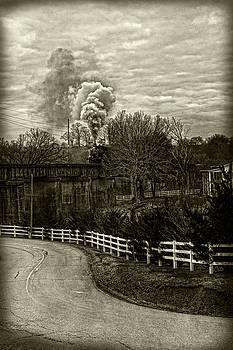 Sharon Popek - Steam Trail