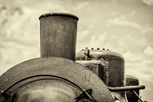 Steam Train Series No 2 by Clare Bambers