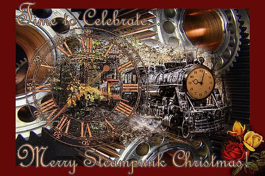 Debra and Dave Vanderlaan - Steam Train