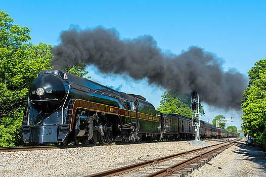 Steaming Through Bedford by Steve Hammer