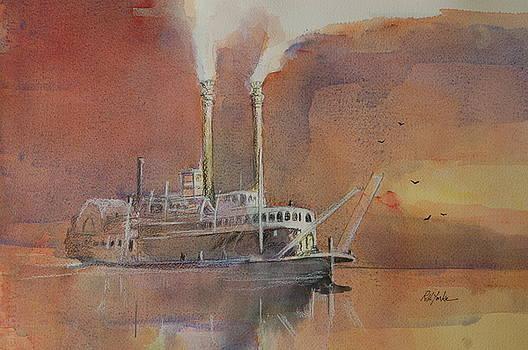 Steaming Up by Robert Yonke
