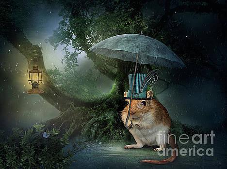 Steampunk Mouse by Babette Van den Berg