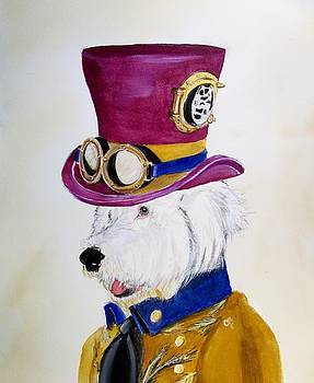 Steampunk Murphy by Carol Blackhurst
