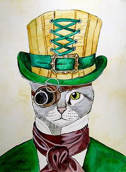 Steampunk Murray by Carol Blackhurst