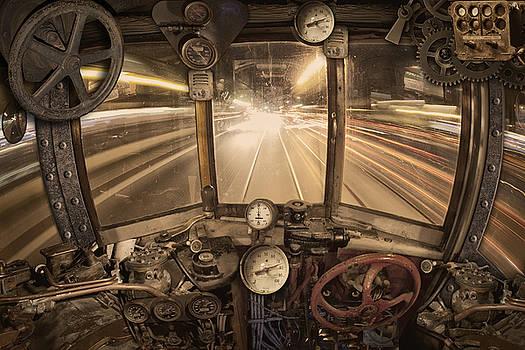 Keith Kapple - Steampunk Time Machine