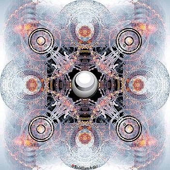 Steampunk Time Machine by Rick Elam