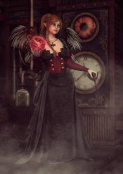 Steampunk Warlock by Rachel Dudley