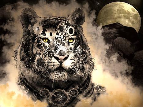 Steampunk Wildcat by Artful Oasis