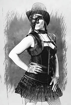 Steampunked by Roger McBee