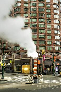 Steamy New York City by Timothy Lowry