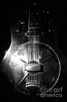 Steel drum guitar 1 by Micah May