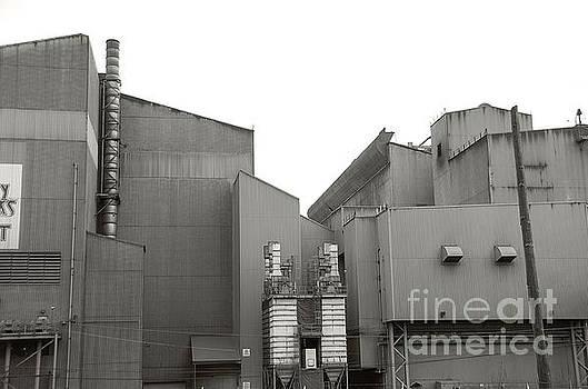 Steel Pueblos by Jay Ressler