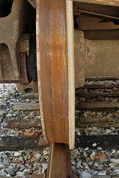 Steel Wheel by Randy Bodkins
