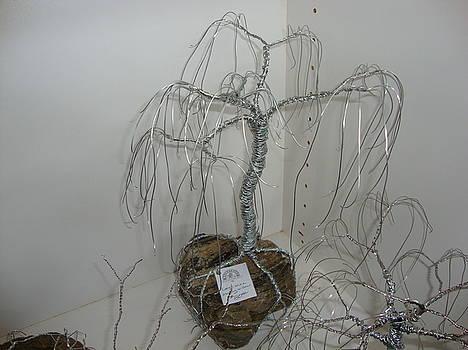 Steel Willow  by Scott Faucett