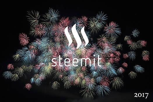 Steemit 2017 by Britten Adams