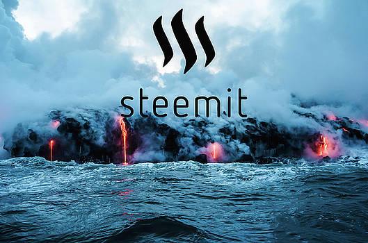 Steemit Heats UP by Britten Adams