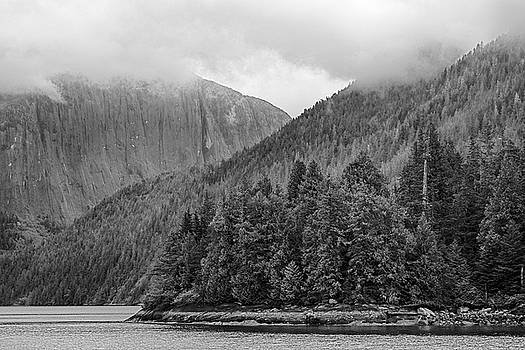Steep Cliffs by Peter J Sucy