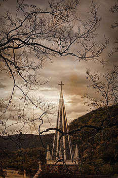 Steeple of Time by John M Bailey