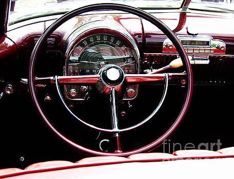 Alexa Szlavics - Steering wheel