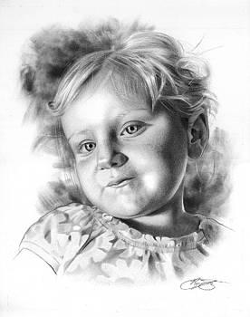 Stella's Portrait by Brian Duey