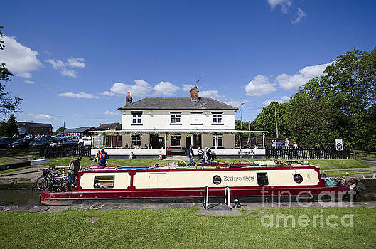 Stenson lock by Steev Stamford