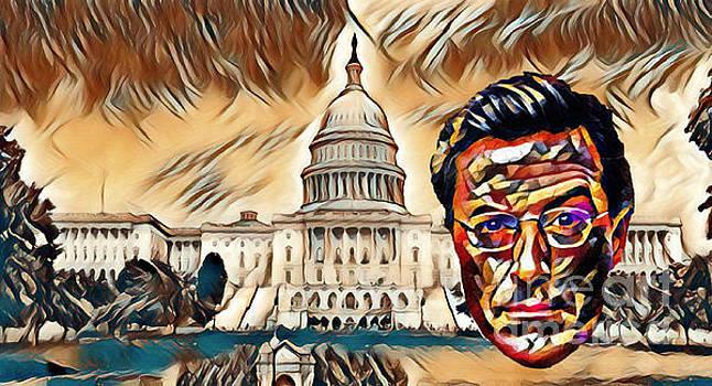 Pd - Stephen Colbert Washington Abstract
