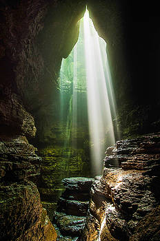 Stephen Gap Cave by Phillip Burrow