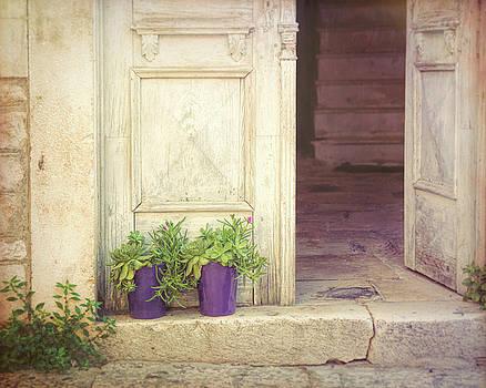 Steps Beyond the Door by Eric Bjerke Sr