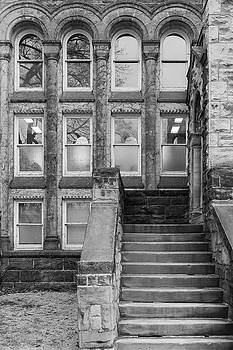 Steps up by Ty Agha