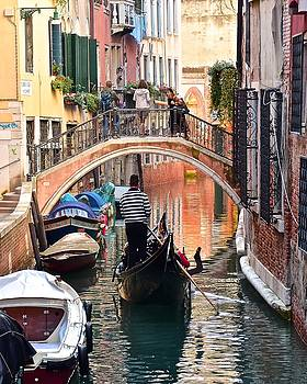 Frozen in Time Fine Art Photography - Stereotypical Venice Photo
