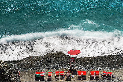 Enrico Pelos - ...STESSA SPIAGGIA... STESSO MARE...  ...the same beach... the same sea...
