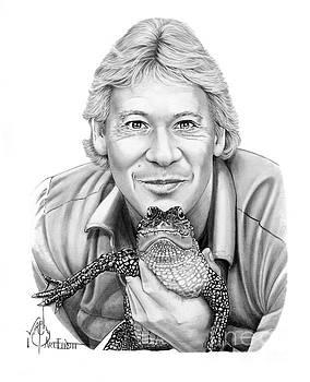 Steve Irwin by Murphy Elliott