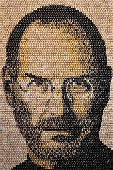 Steve Jobs by Doug Powell