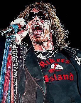Steven Tyler by Neal Portnoy