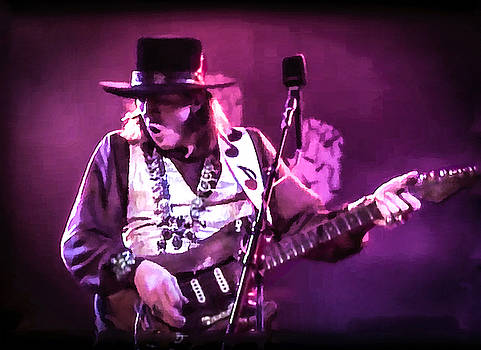 Stevie Ray Vaughan - Change it by Glenn Feron