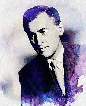 John Springfield - Stewart Granger, Vintage Actor
