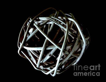 Stick Ball by Eddy Mann