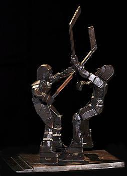 Stick Dance by Ken Yackel