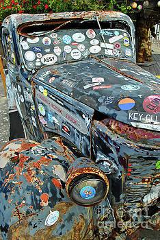 Jost Houk - Sticker Trucker