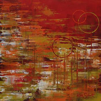 Sticks and Stones by Kim Sobat