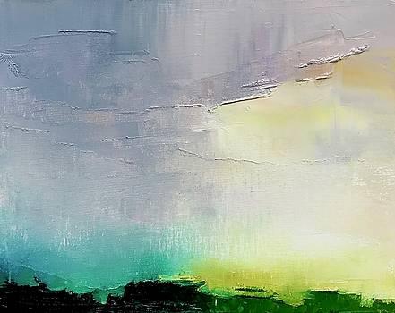 Still Falls the Rain by Julia S Powell