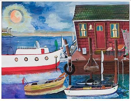 Still Harbor by Everna Taylor